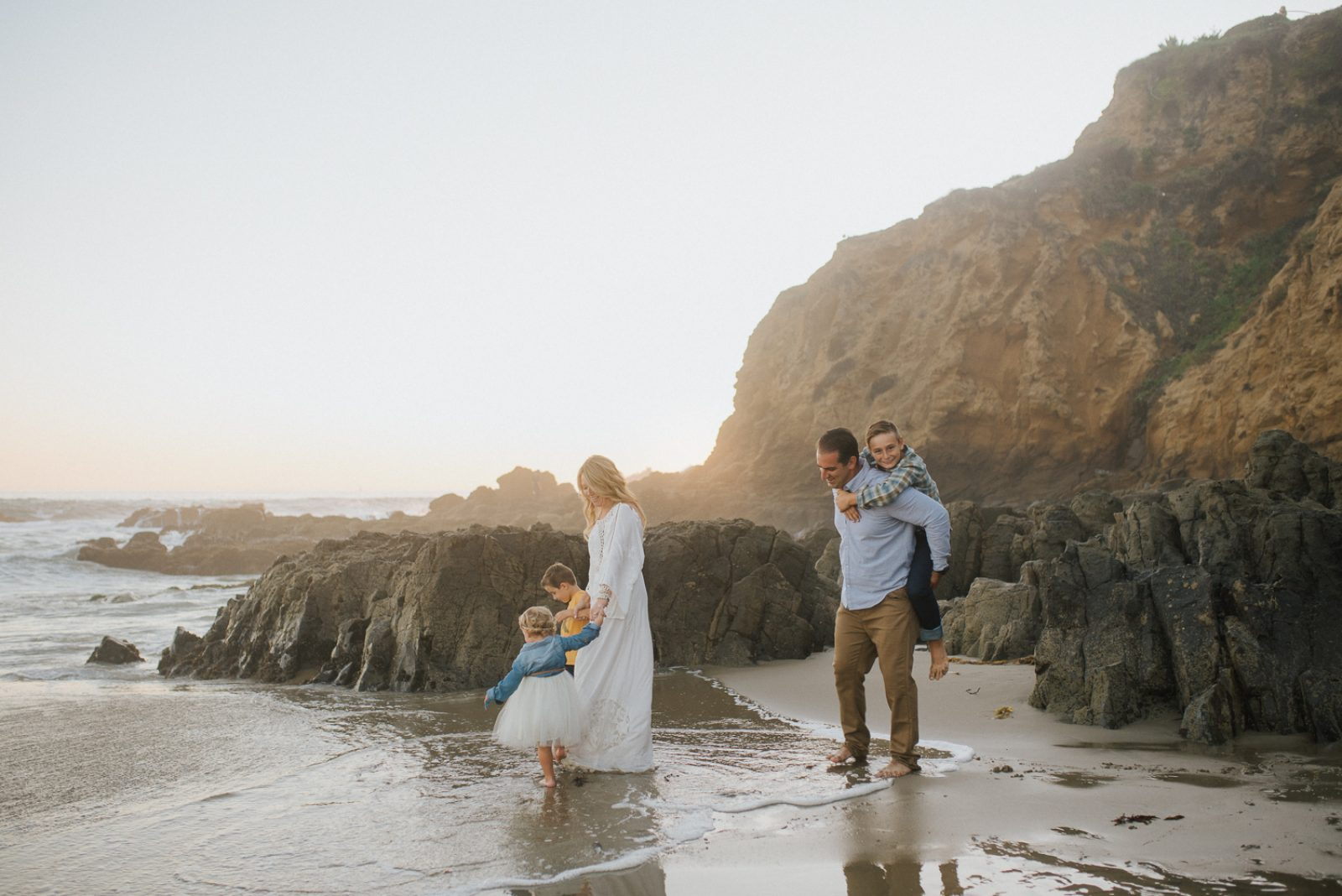 A fall Afternoon in Laguna | Orange County Family Photographer