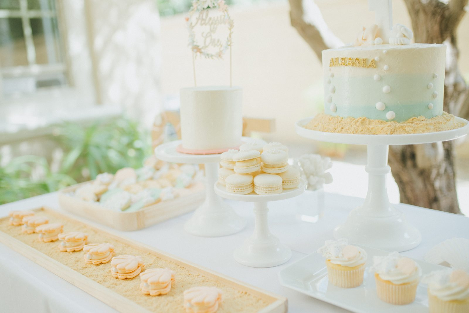 Her First Birthday | Orange County Party Photographer