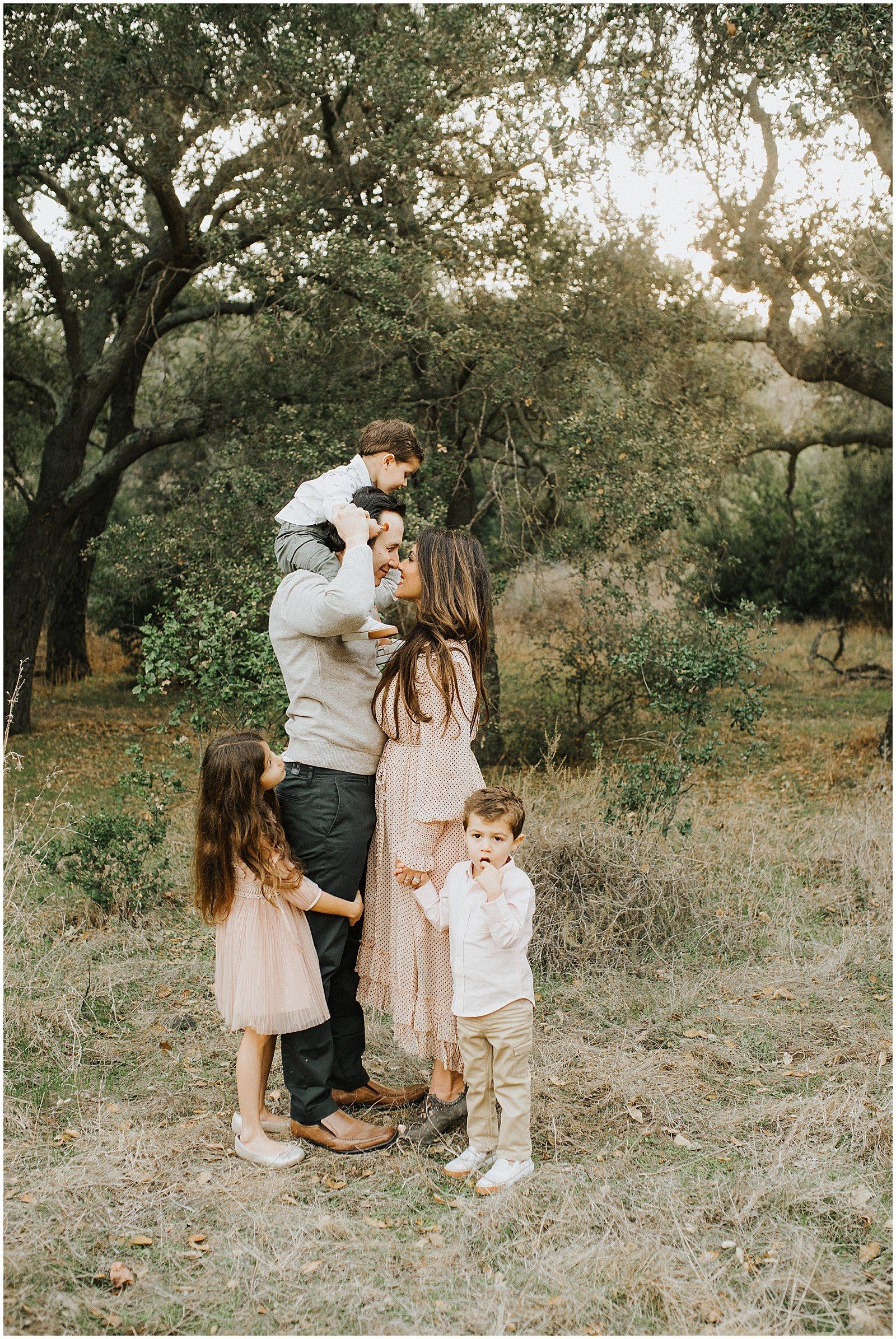 Orange County Extended Family Photographer 0413