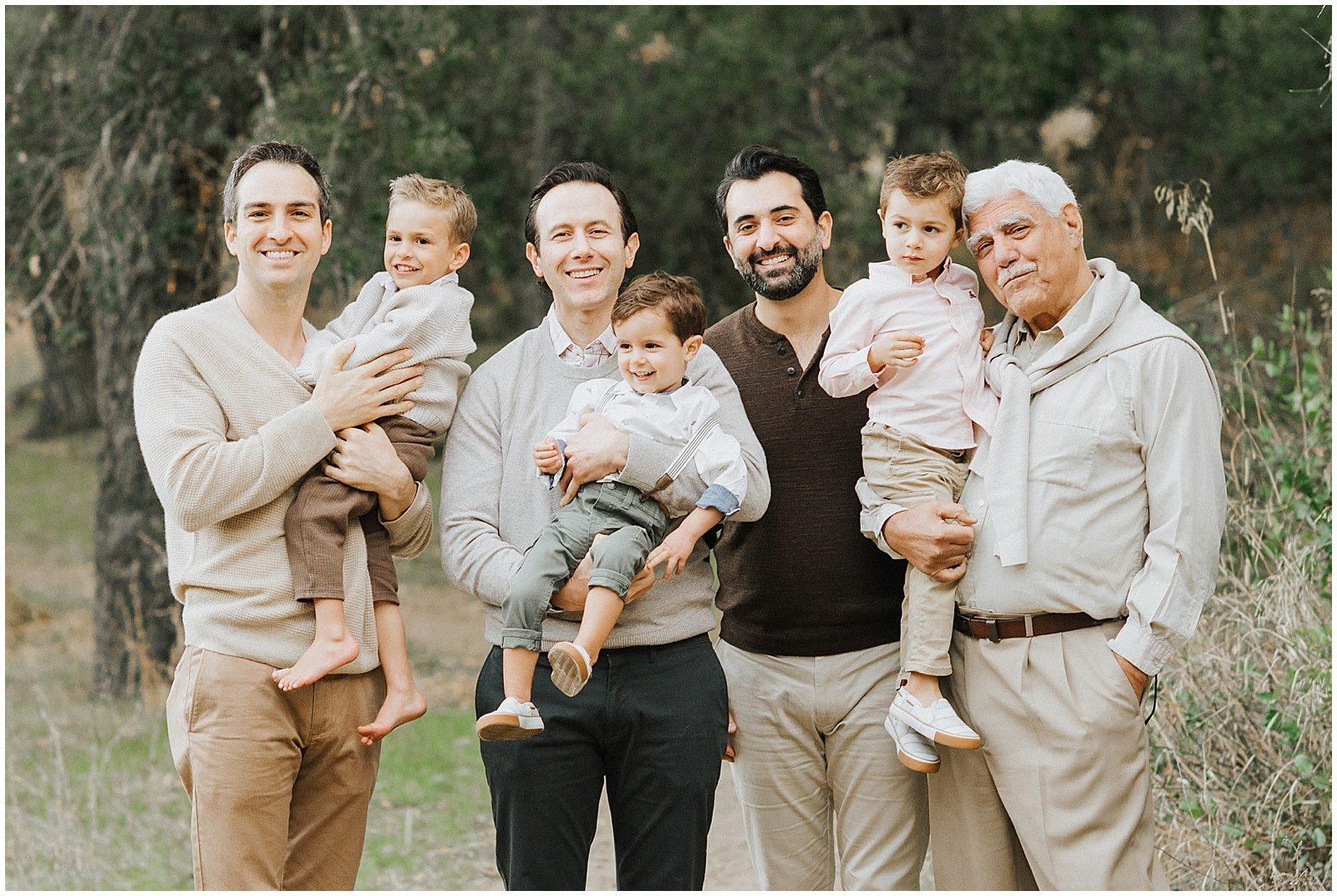 Orange County Extended Family Photographer 0422
