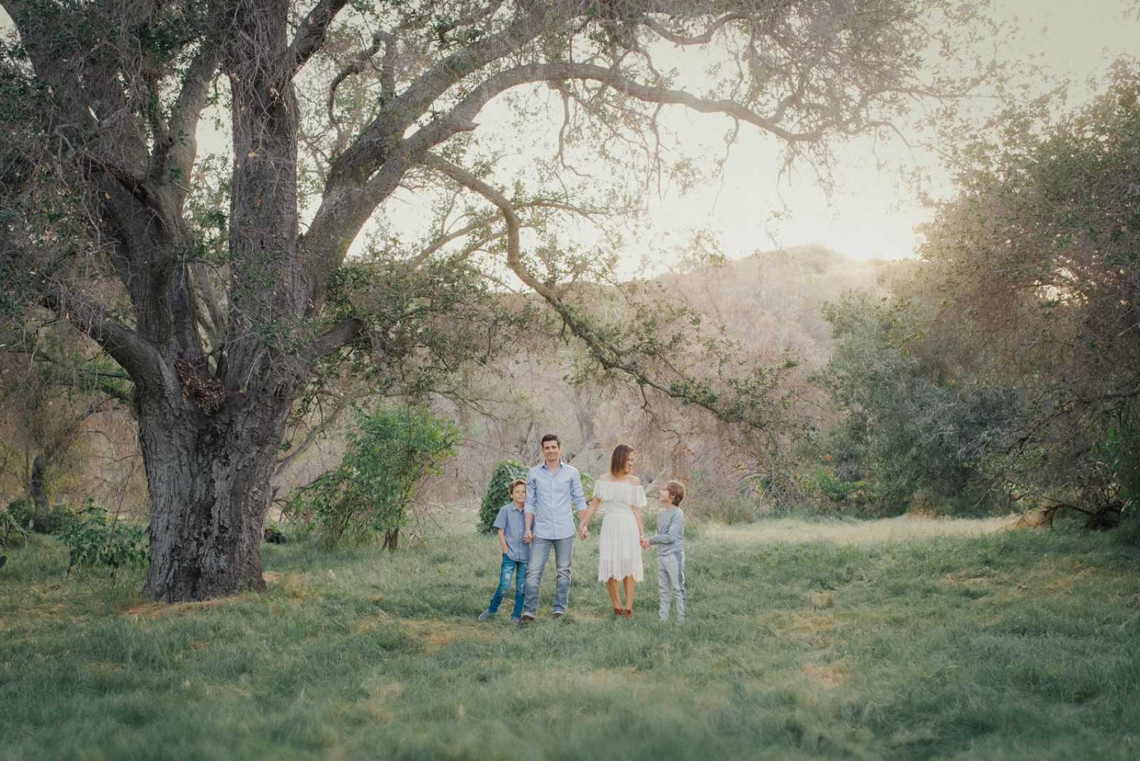 Spring Family Session | Orange County Family Photographer