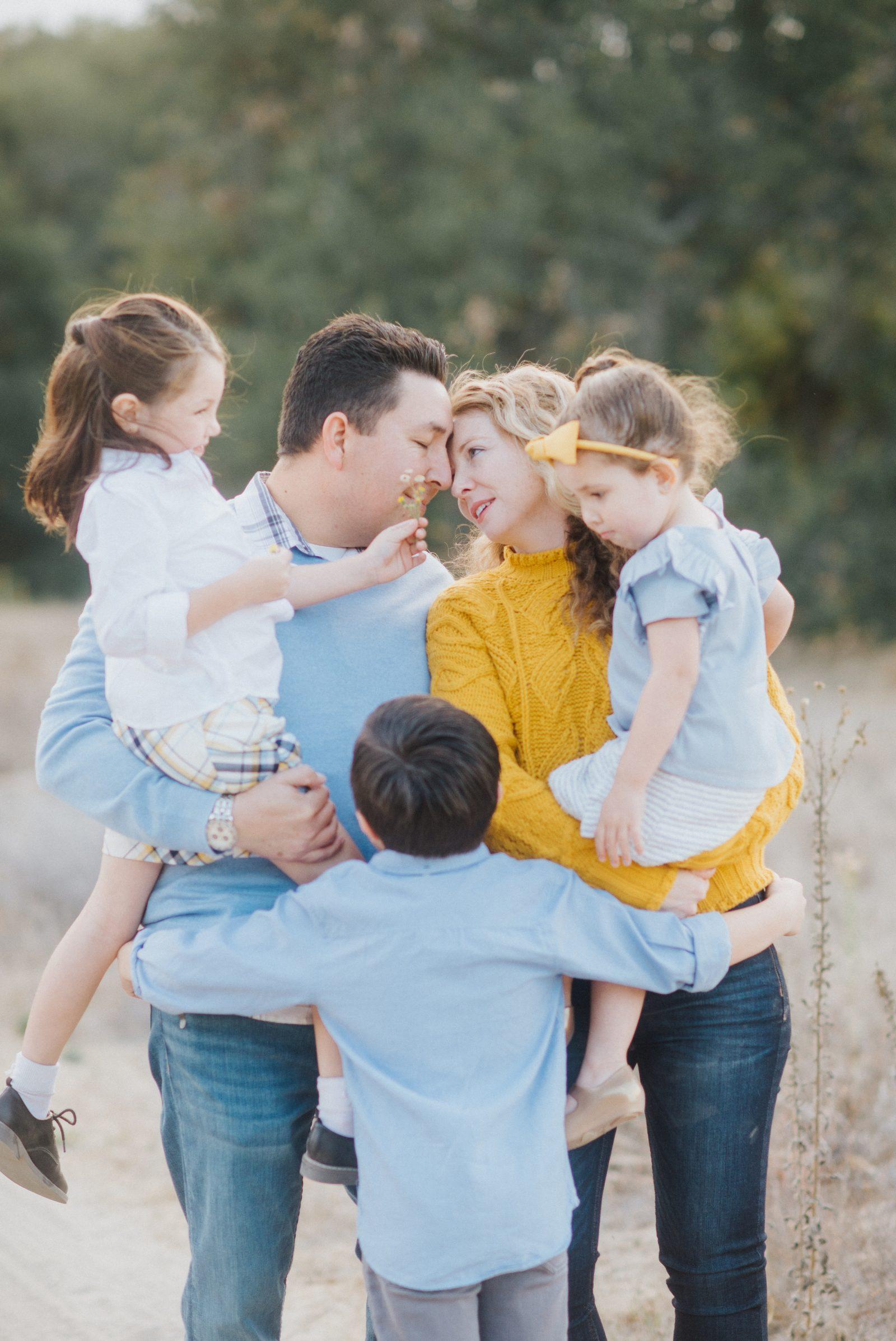 Family Fun | Orange County Family Photographer
