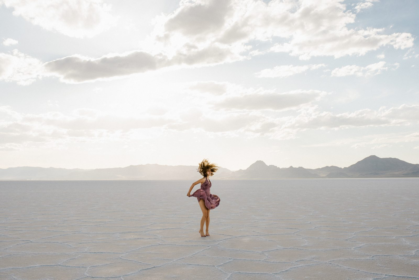 Utah Salt Flats | Orange County Family Photographer