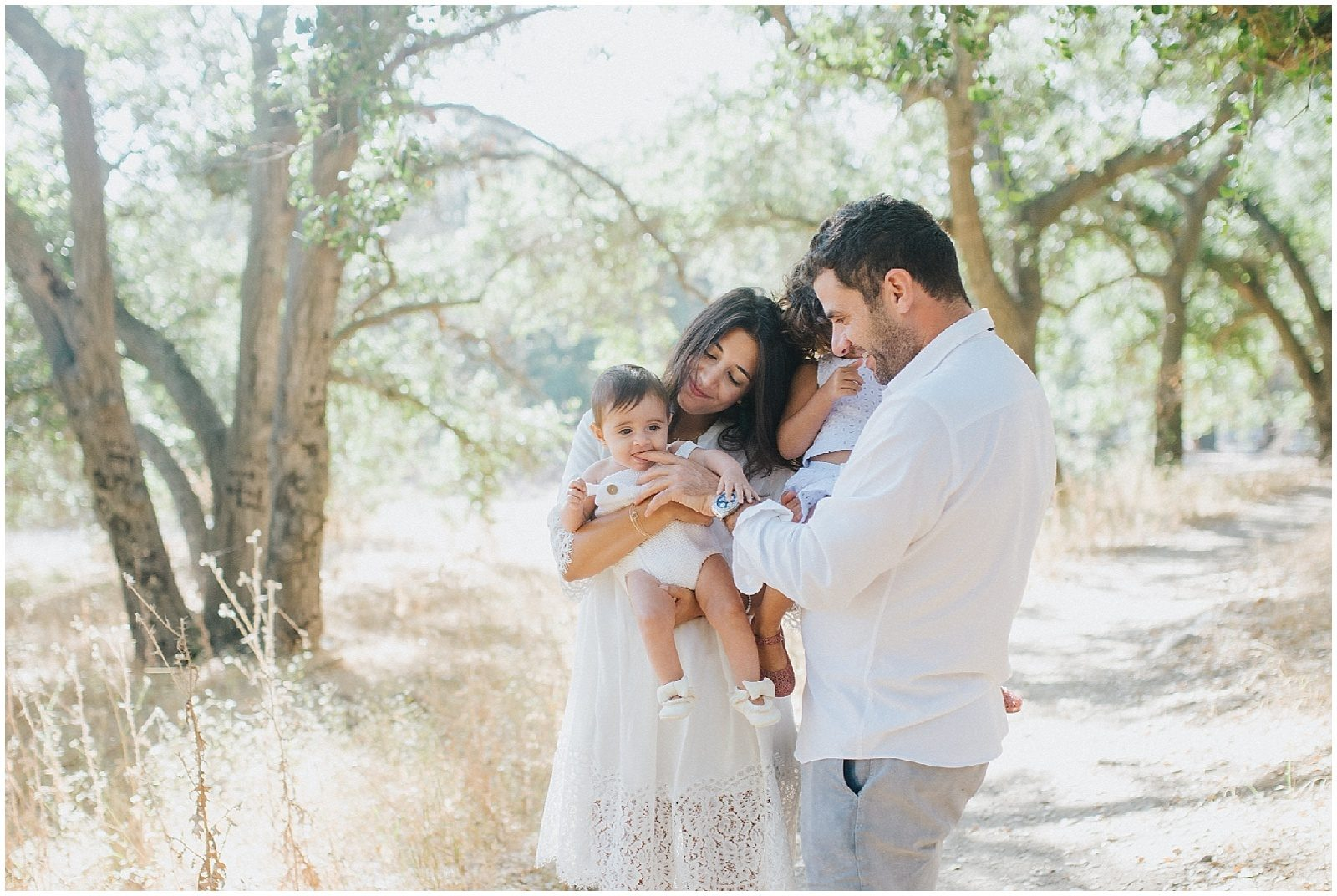Light and Airy Family Session | Orange County Family Photographer