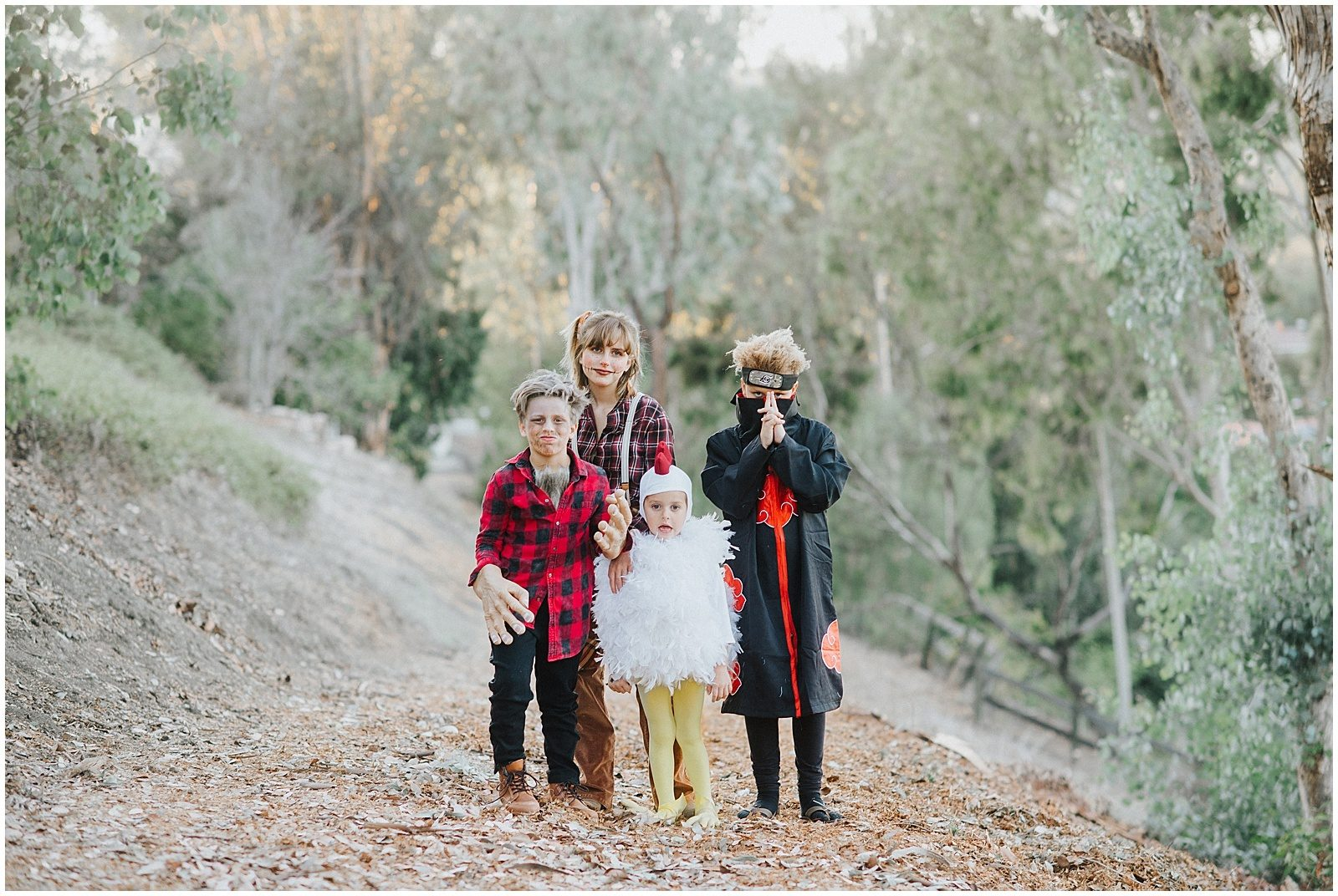 Orange County Family Photographer Halloween Costumes 0256