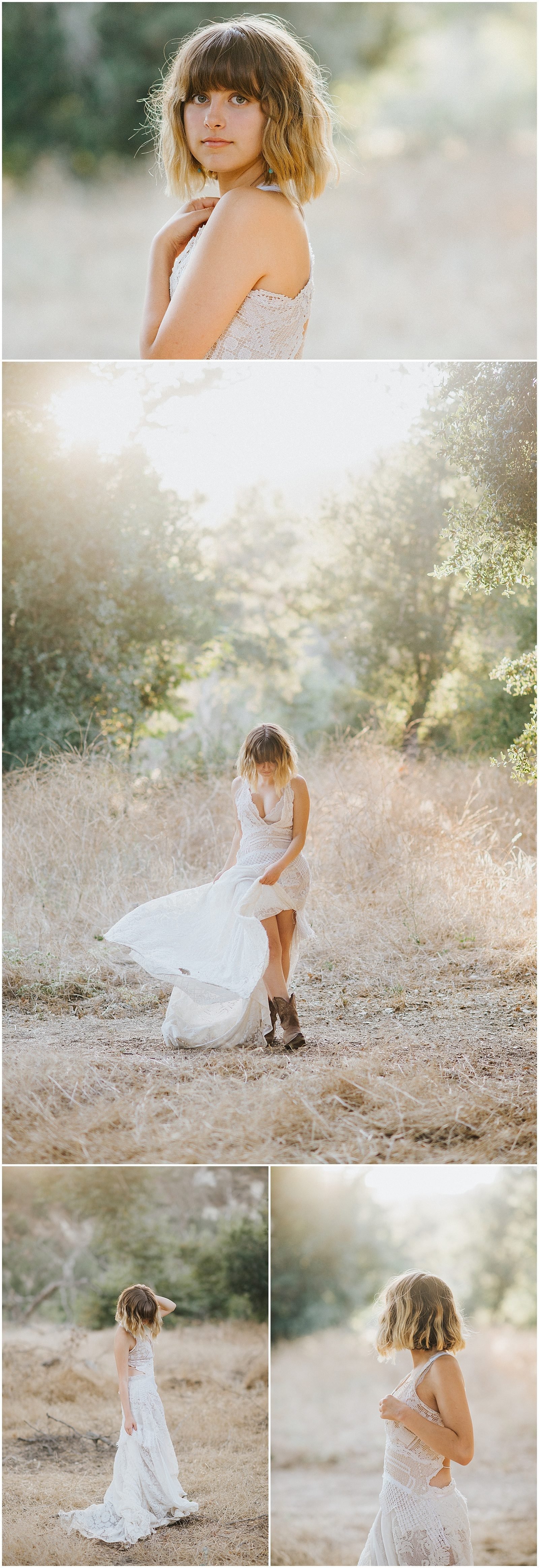 Orange County Family Photographer Travelling Reclamation Dress 0258