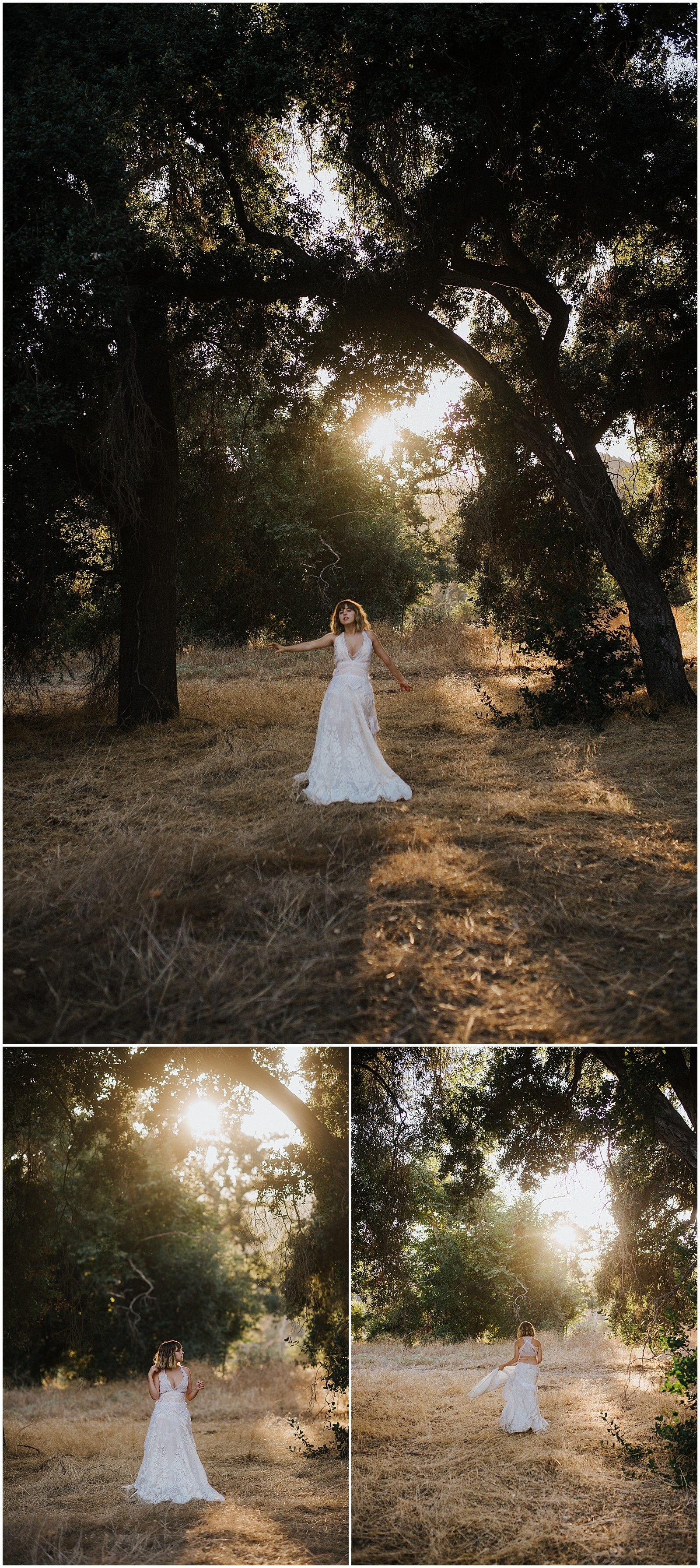 Orange County Family Photographer Travelling Reclamation Dress 0263