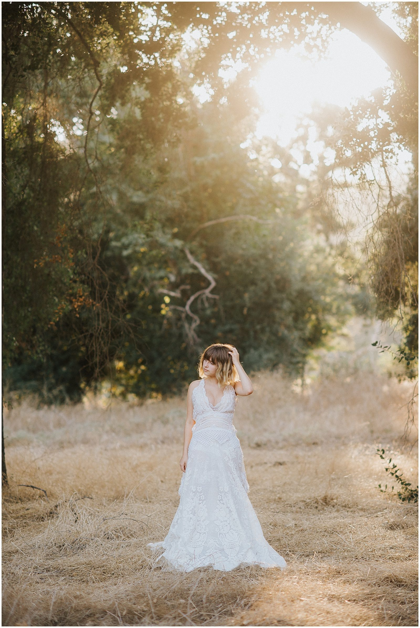 Orange County Family Photographer Travelling Reclamation Dress 0264