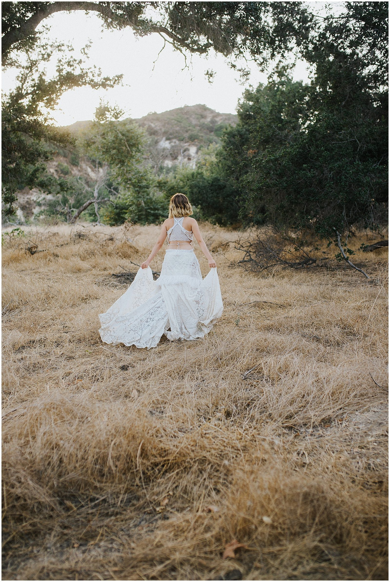 Orange County Family Photographer Travelling Reclamation Dress 0266