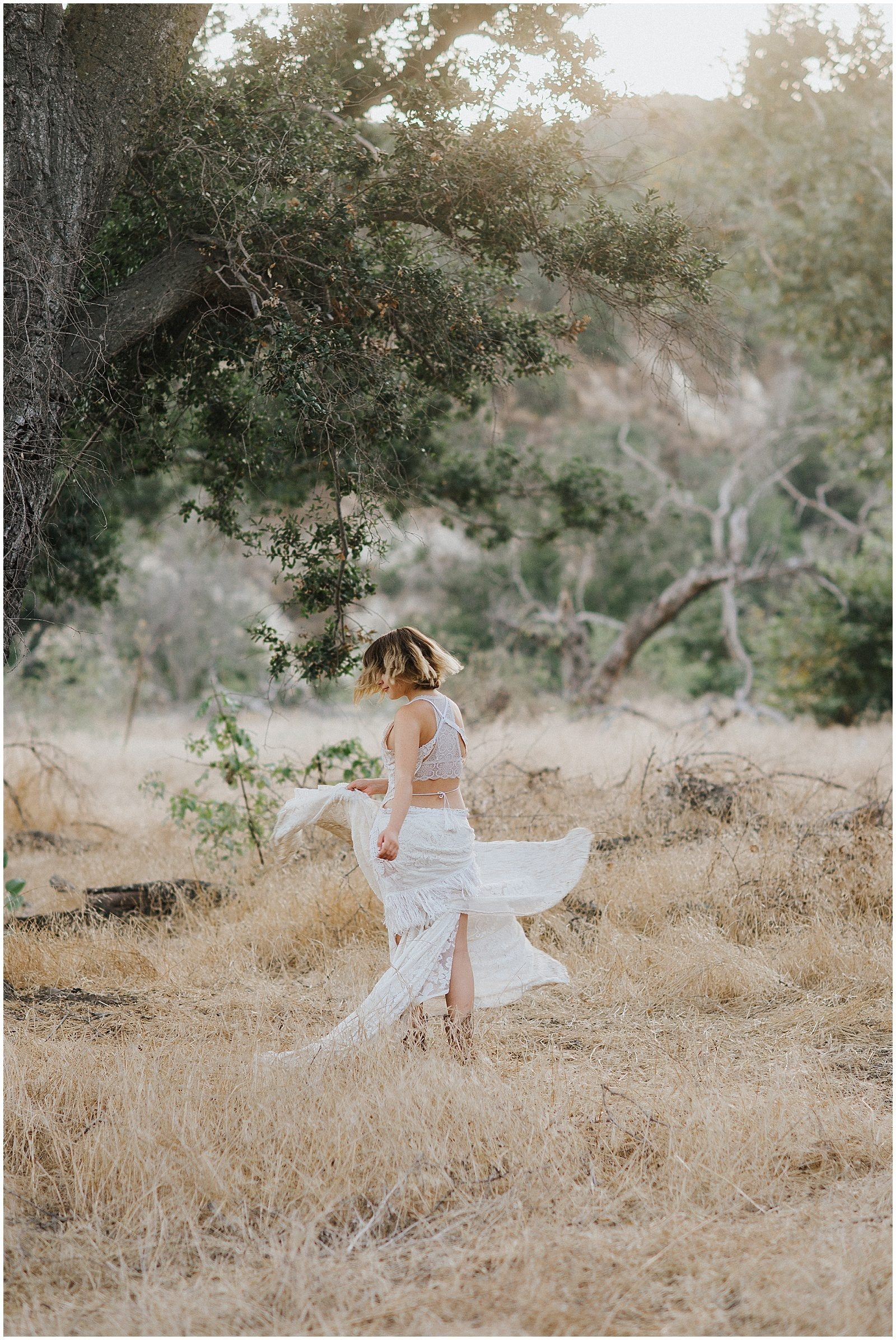 Orange County Family Photographer Travelling Reclamation Dress 0268