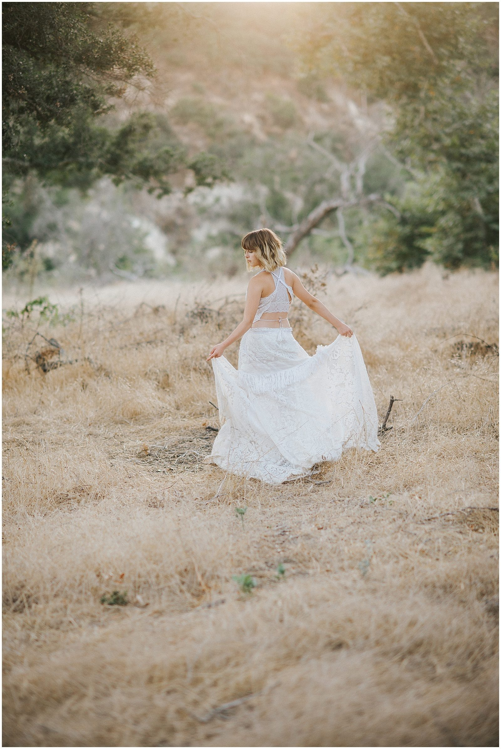 Orange County Family Photographer Travelling Reclamation Dress 0269
