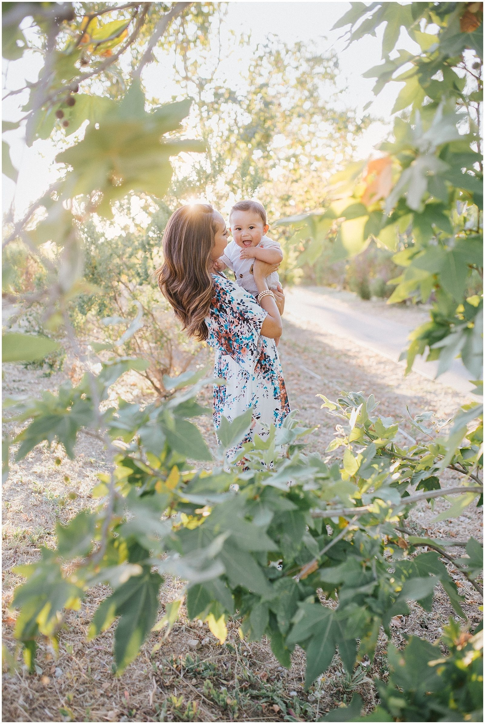Boy Mom | Orange County Family Photographer