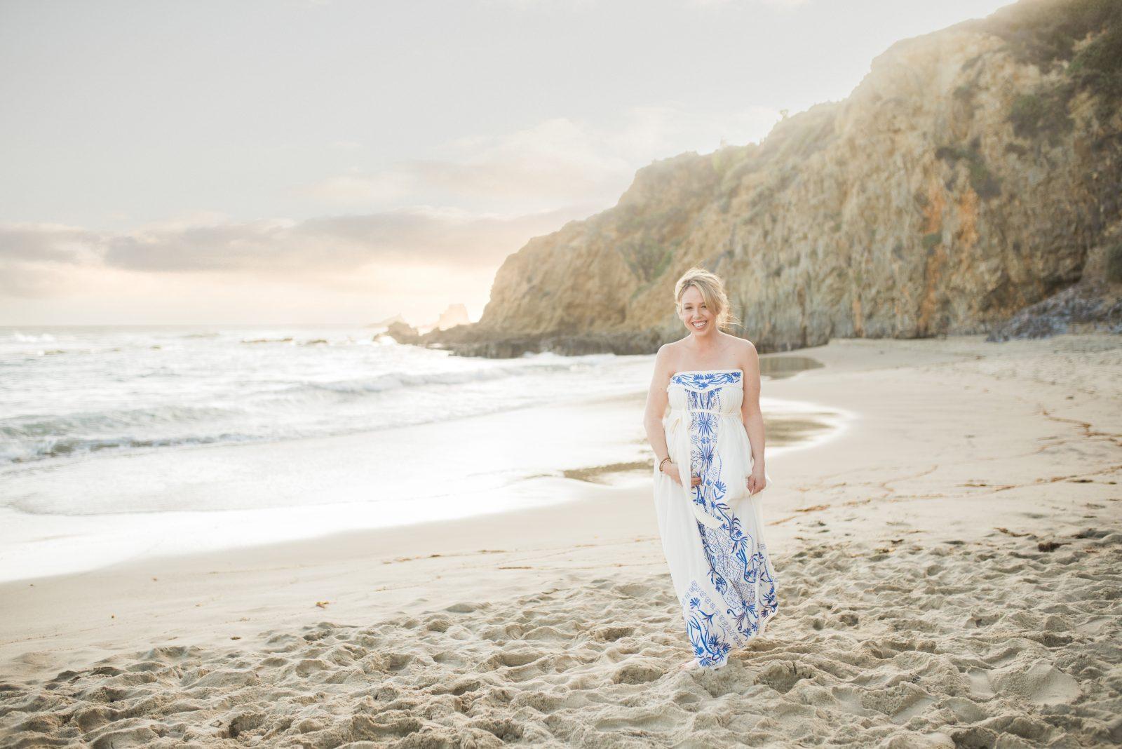 Great Expectations | Orange County Maternity Photographer