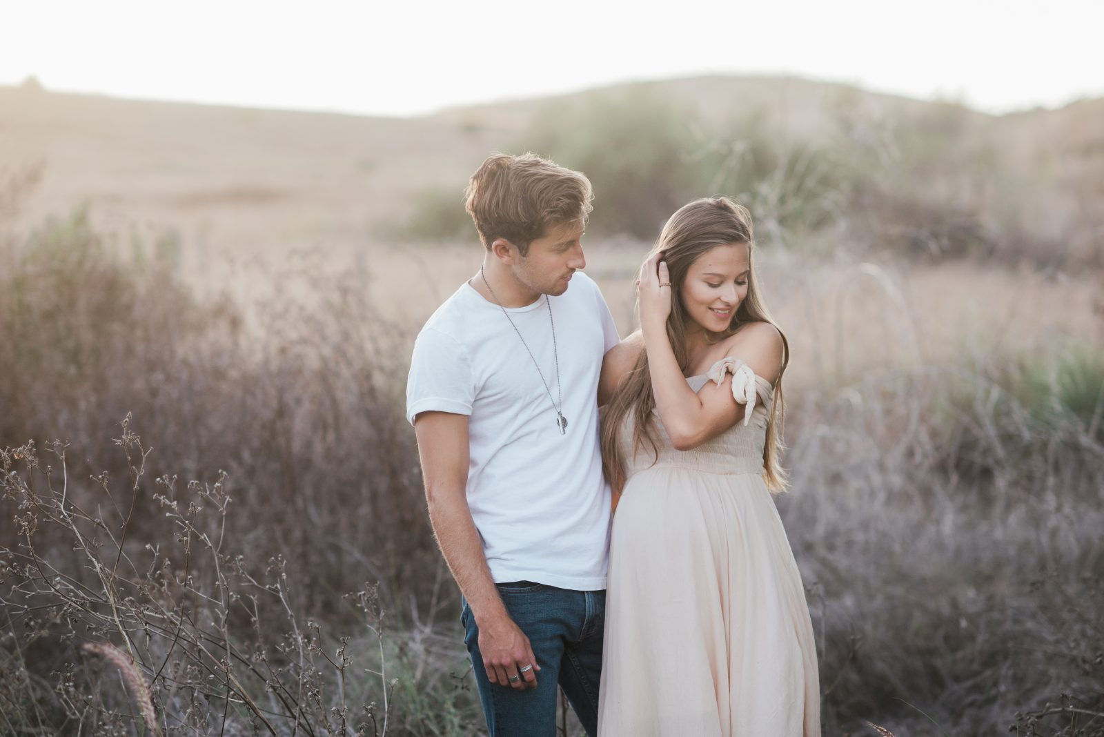 Outdoor Maternity Photography | Orange County Maternity Photographer