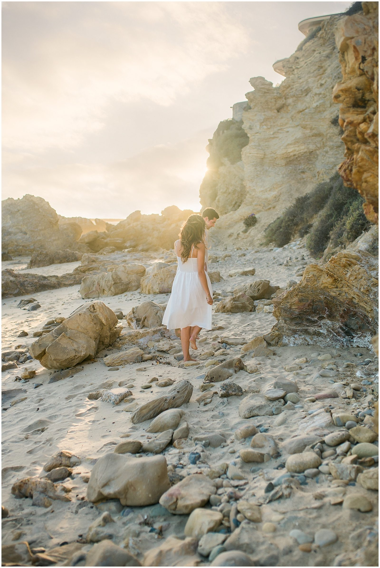 Magical Skies | Orange County Maternity Photographer